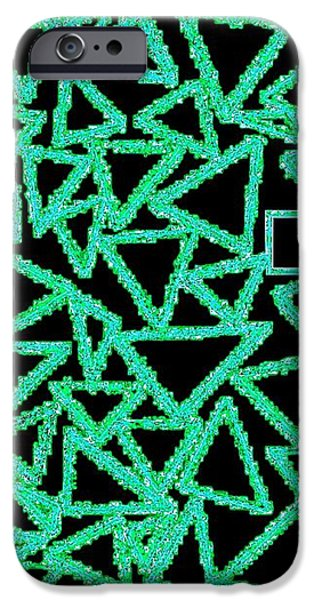 Square One iPhone Case by Will Borden