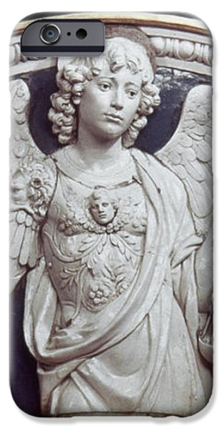 ST. MICHAEL THE ARCHANGEL iPhone Case by Granger