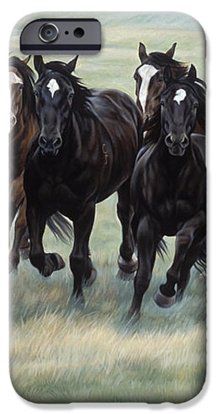 stampede iPhone Case by JQ Licensing