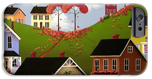 Tree Art Print iPhone Cases - Staplehill  iPhone Case by Catherine Holman