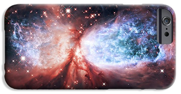 The Heavens iPhone Cases - Star Gazer iPhone Case by The  Vault - Jennifer Rondinelli Reilly