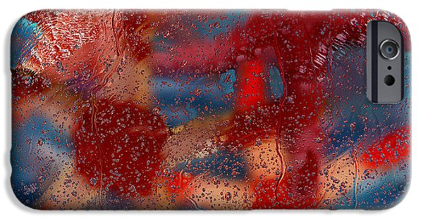 Disc iPhone Cases - Starfish iPhone Case by Jack Zulli