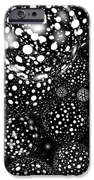 Virtual iPhone Cases - Starry Starry Starry iPhone Case by Douglas Christian Larsen