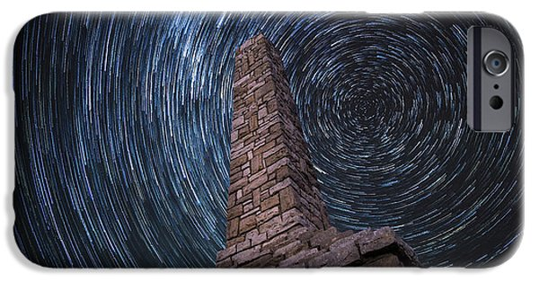 Nation iPhone Cases - Stars Within Reach iPhone Case by Jason Keller