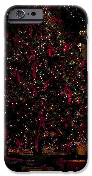 St.AugustineLights4 iPhone Case by Kenneth Albin