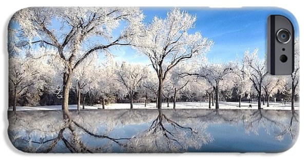 Recently Sold -  - Snowy iPhone Cases - Stay Frosty iPhone Case by Steven Rumsby