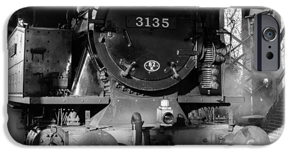 Swindon iPhone Cases - Steam express iPhone Case by Steven Sexton