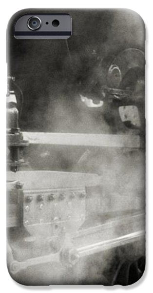 Steam Power iPhone Case by Richard Rizzo