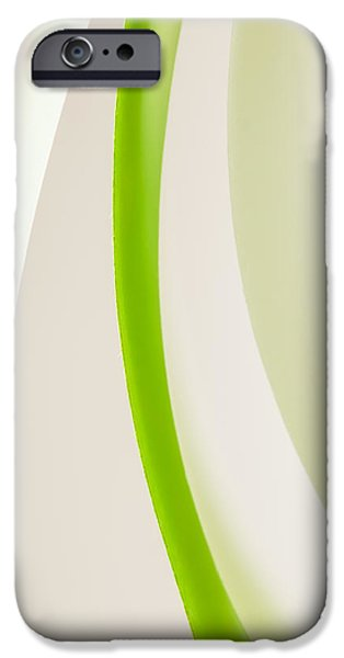 Shape iPhone Cases - Stem iPhone Case by Nilesh Bhange