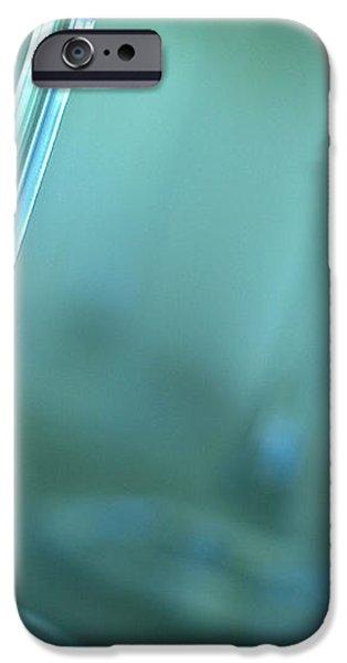 Stems iPhone Case by Rebecca Cozart