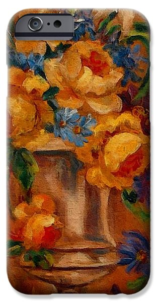 Business Pastels iPhone Cases - Still-Life Creations Catus 1 no. 7 H A iPhone Case by Gert J Rheeders