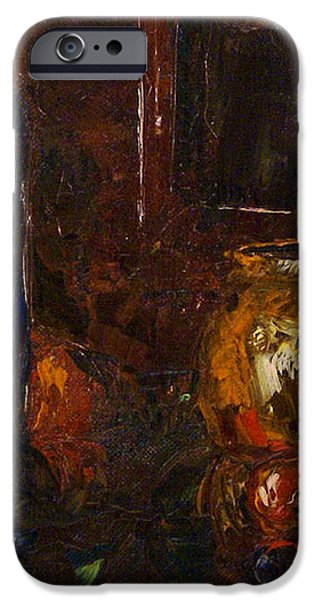 still iPhone Case by Michael Lang
