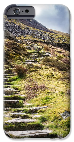 Stone Steps iPhone Cases - Stone Steps iPhone Case by Amanda And Christopher Elwell