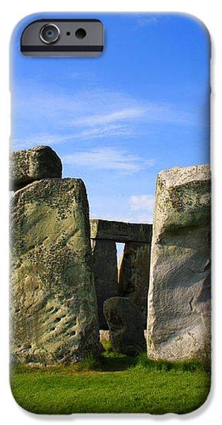 Stonehenge No 1 iPhone Case by Kamil Swiatek