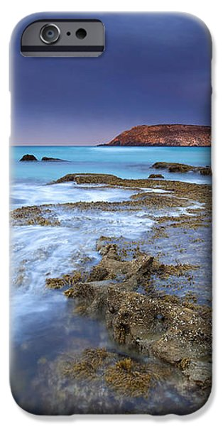 Storm Light iPhone Case by Mike  Dawson
