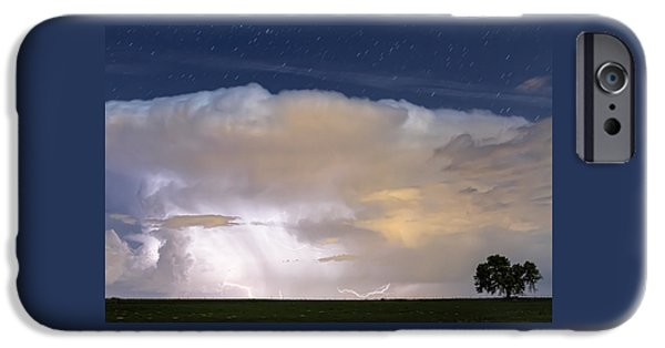 One iPhone Cases - Storm Riders iPhone Case by James BO  Insogna