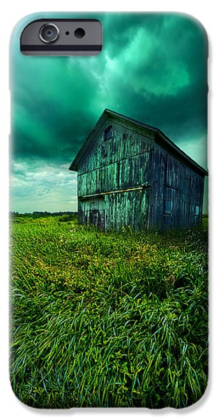 Canon iPhone Cases - Stormlight iPhone Case by Phil Koch