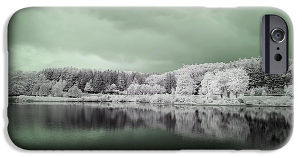 Central Massachusetts iPhone Cases - Stormy Friday iPhone Case by Luke Moore