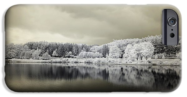 Central Massachusetts iPhone Cases - Stormy Friday - Number 2 iPhone Case by Luke Moore