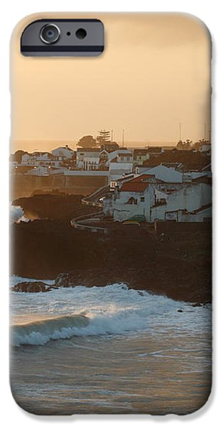 Stormy weather in Azores iPhone Case by Gaspar Avila