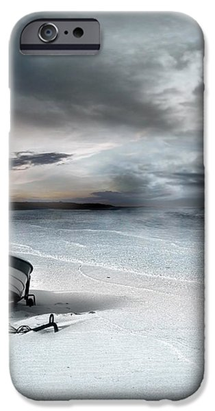 Stranded iPhone Case by Photodream Art