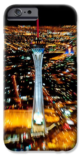 Stratosphere Zoom iPhone Case by Andy Smy