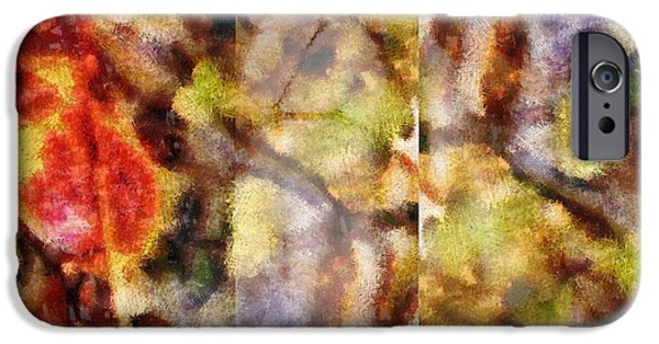 River iPhone Cases - Streams of Reflection  iPhone Case by Edward Fielding