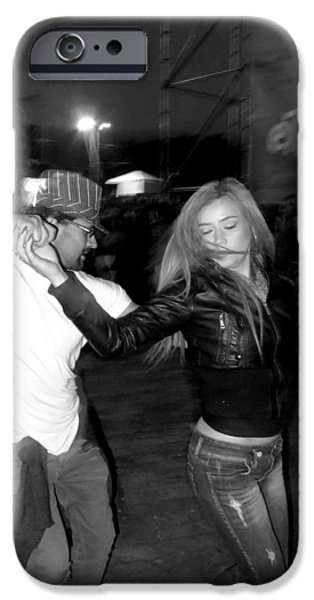 Fury iPhone Cases - Street Portrait   139  iPhone Case by Daniel Gomez