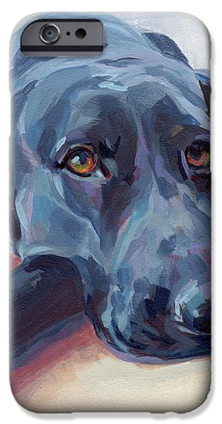 Stretched iPhone Case by Kimberly Santini
