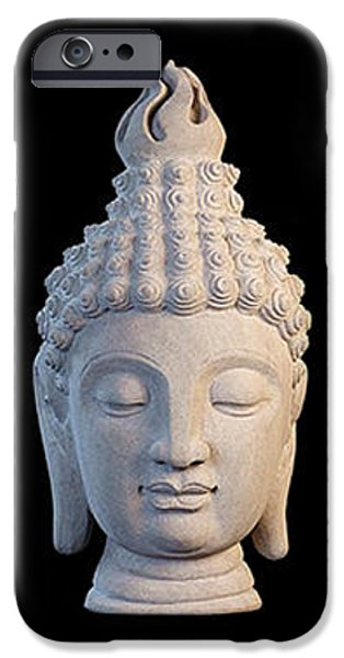 Stainless Steel iPhone Cases - Sukhothai Greeting Card 3 iPhone Case by Terrell Kaucher