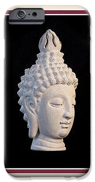 Stainless Steel iPhone Cases - Sukhothai Greeting Card 4 iPhone Case by Terrell Kaucher