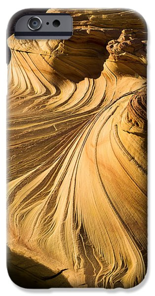 Hiking iPhone Cases - Summer Heat iPhone Case by Chad Dutson