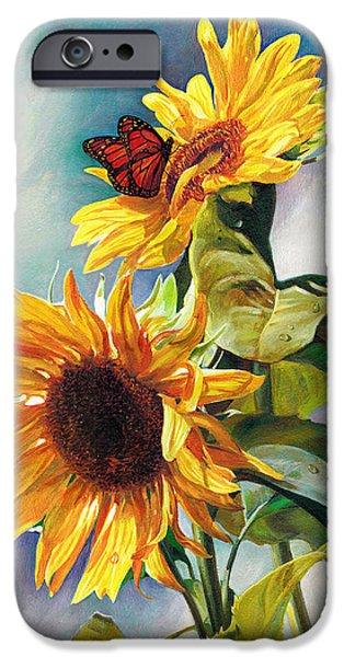 Summer iPhone Case by Svitozar Nenyuk