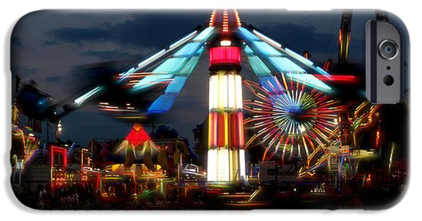 Child iPhone Cases - Sumner County Fair 6-27-15 iPhone Case by EricaMaxine  Price