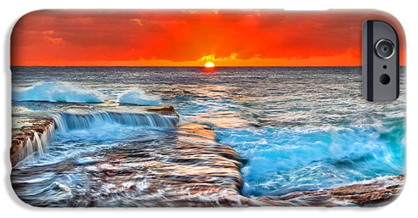 Morning iPhone Cases - Sunlight Delight iPhone Case by Az Jackson