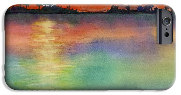 Recently Sold -  - Ocean Sunset iPhone Cases - Sunset iPhone Case by Amy Kirkpatrick