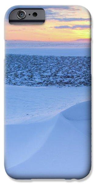 Sunset Drift iPhone Case by Idaho Scenic Images Linda Lantzy