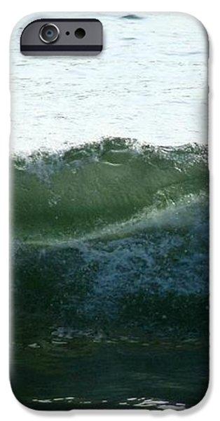 Surf iPhone Case by Stephanie Haertling