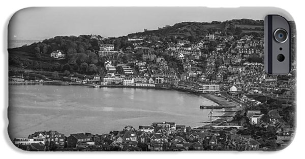 Bayside iPhone Cases - Swanage England iPhone Case by Roman Grac