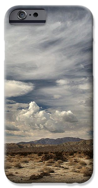 Sweeping iPhone Case by Laurie Search