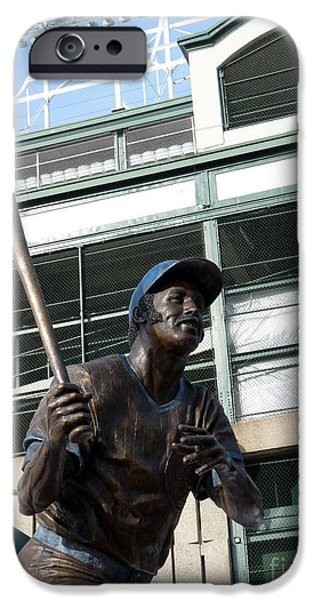 Wrigley iPhone Cases - Sweet Billy Williams iPhone Case by David Bearden