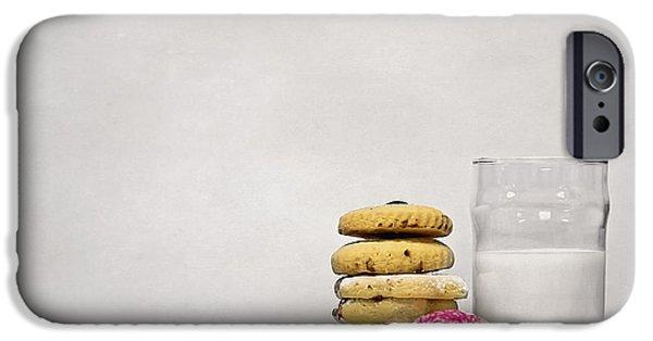 Milk iPhone Cases - Sweet Dreams iPhone Case by Evelina Kremsdorf
