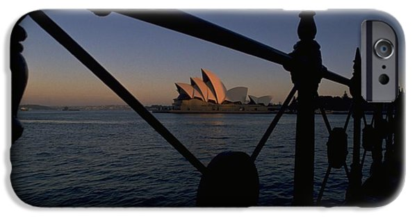 IPhone 6 Case featuring the photograph Sydney Opera House by Travel Pics