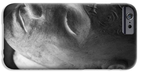 Conceptual Sculptures iPhone Cases - Symbol iPhone Case by Daniel Nell