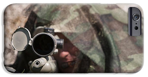Law Enforcement iPhone Cases - Tactical iPhone Case by Cory Rubright