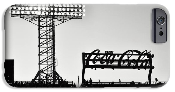 Baseball Stadiums iPhone Cases - Take me out to the Ball Game iPhone Case by La Dolce Vita