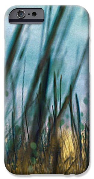 Unset iPhone Cases - Tall Grass II iPhone Case by Carol Pietrantoni