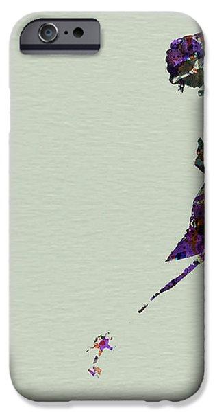 Tango iPhone Case by Naxart Studio