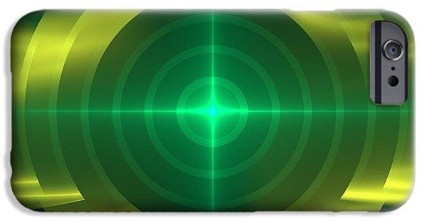 Eerie iPhone Cases - Target iPhone Case by Svetlana Nikolova