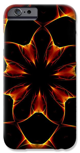 Ten Minute Art 6 iPhone Case by David Lane